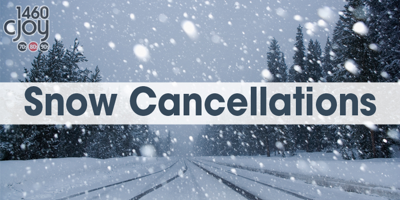 Snow Cancellations