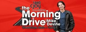 Mornings with Mike Devine