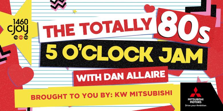 Totally 80's 5 o'clock Jam