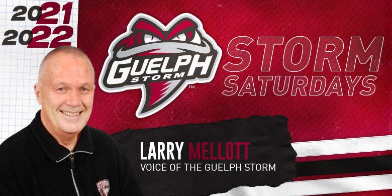 Storm Saturdays with Larry Mellott